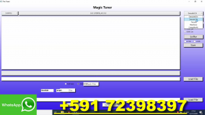 MagicTuner Software